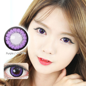 K12 PURPLE colored contacts