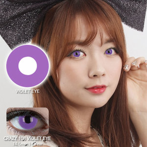 Violet eyes 108 colored contacts